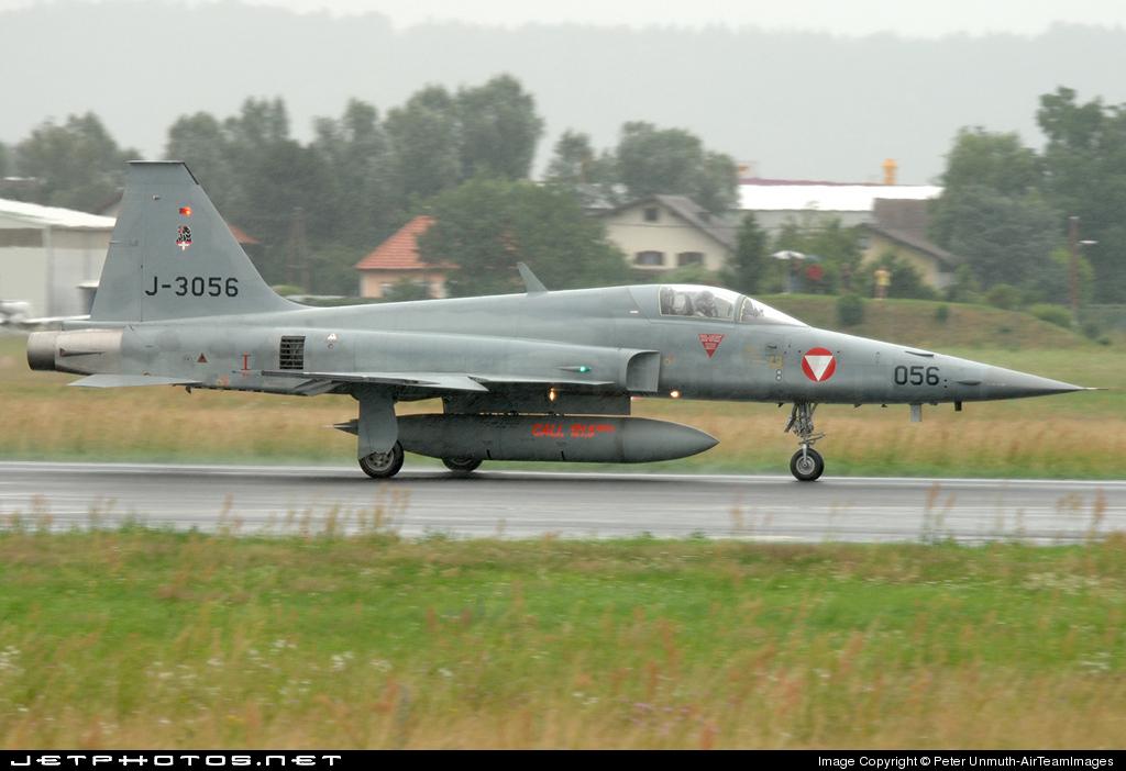J-3056 - Northrop F-5E Tiger II - Austria - Air Force