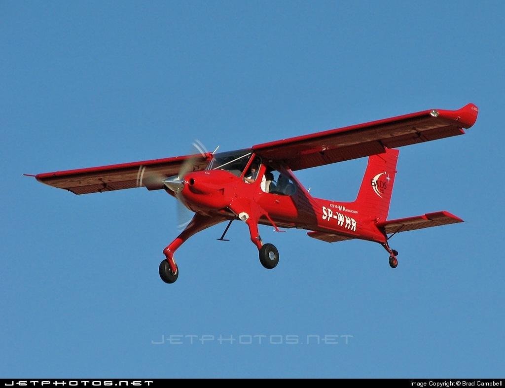 SP-WHR - PZL-Mielec 104M Wilga 2000 - Private
