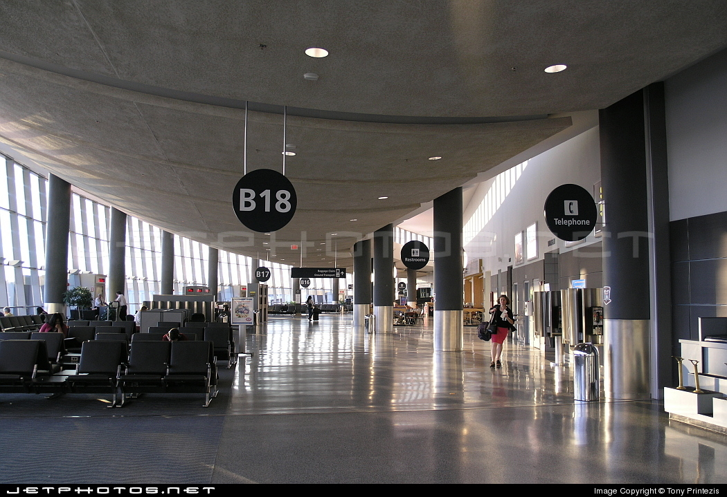 KBOS - Airport - Terminal