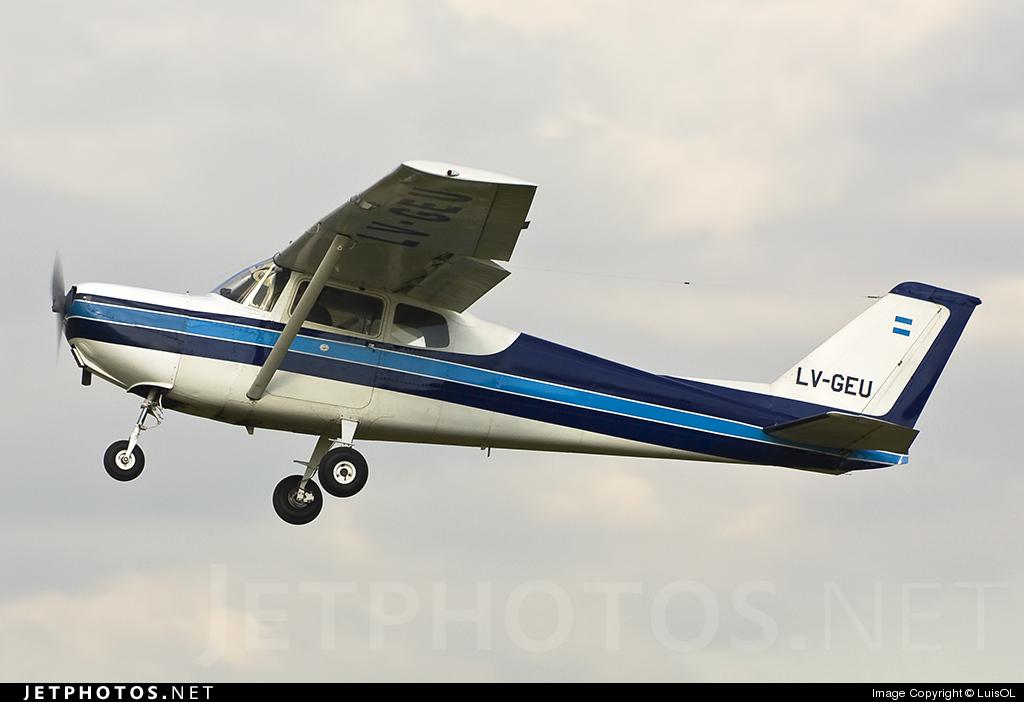 LV-GEU - Cessna 172 Skyhawk - Centro Universitario de Aviacion