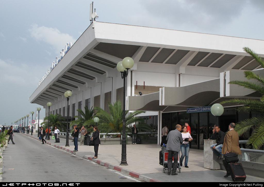 DTTA - Airport - Terminal
