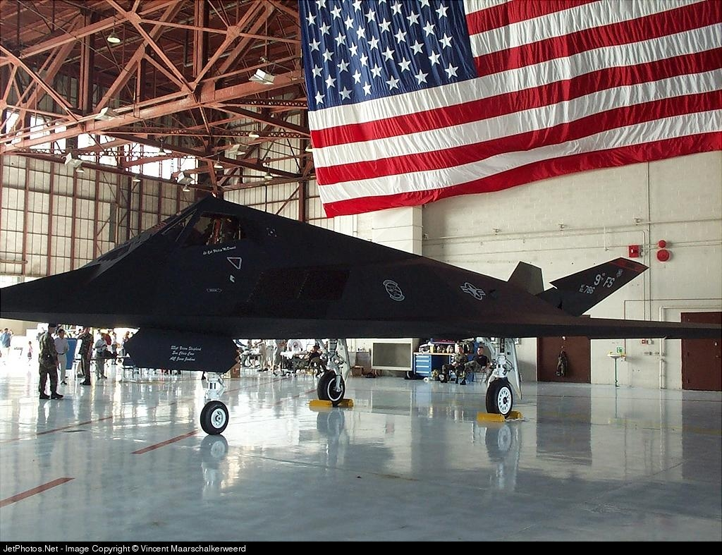 80-0786 - Lockheed F-117A Nighthawk - United States - US Air Force (USAF)