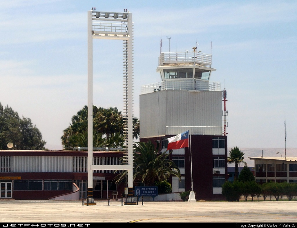 SCAR - Airport - Control Tower
