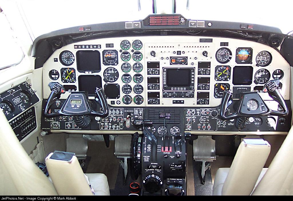 N512DC - Beechcraft B300 King Air - Private