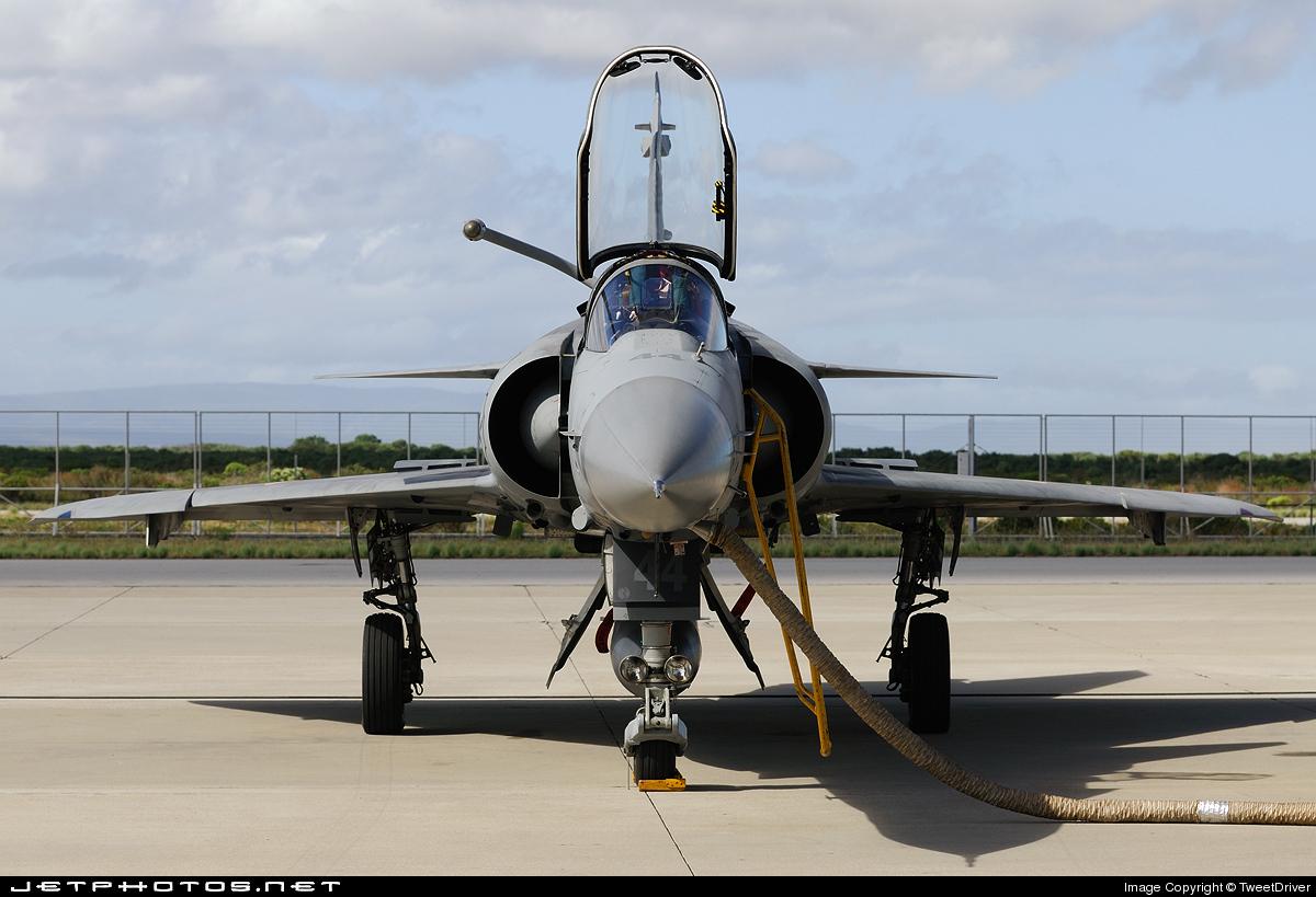 344 - Atlas Cheetah C - South Africa - Air Force