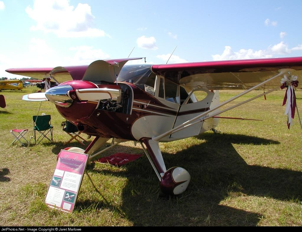 N3383A - Piper PA-22-108 Colt - Private