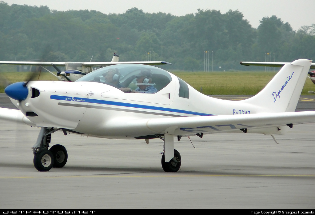 F-JGVZ - AeroSpool Dynamic WT9 - Private