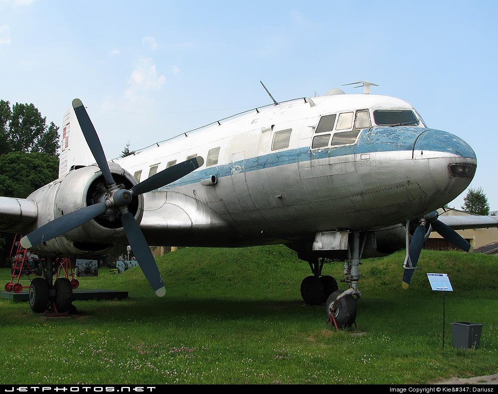 3078 - Ilyushin IL-14S - Poland - Air Force