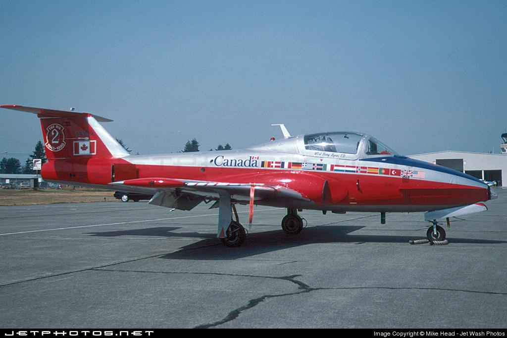 114102 - Canadair CT-114 Tutor - Canada - Royal Canadian Air Force (RCAF)