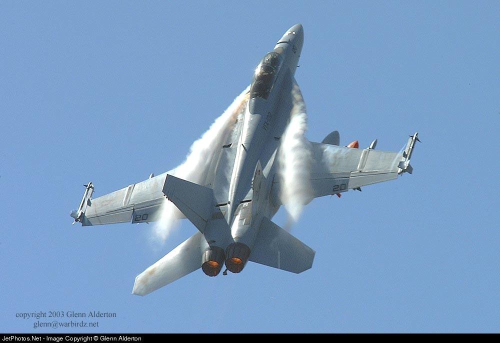 165794 - Boeing F/A-18F Super Hornet - United States - US Navy (USN)