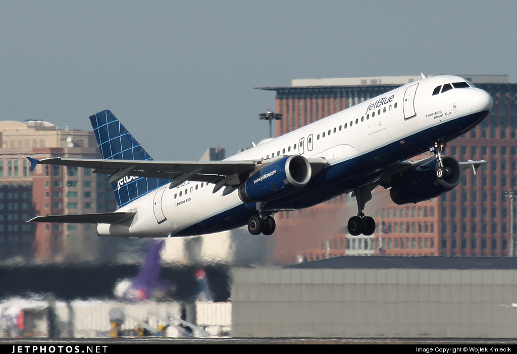 N665JB - Airbus A320-232 - jetBlue Airways