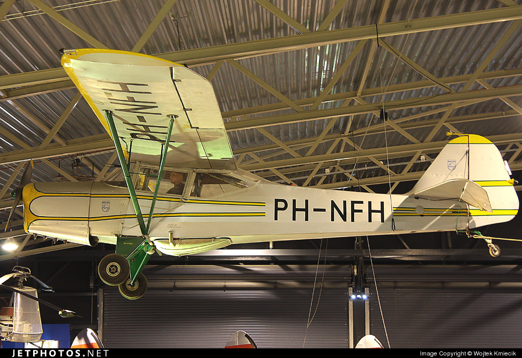 PH-NFH - Auster 5J1 Autocrat - Untitled