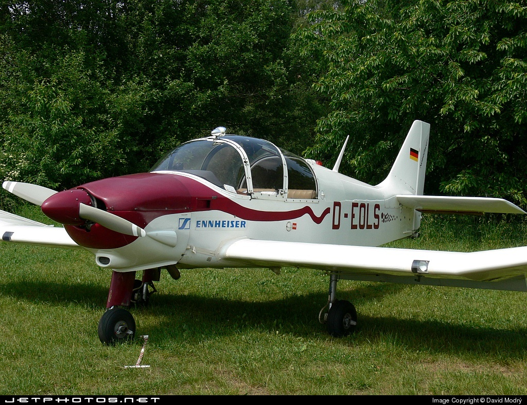 D-EOLS - Robin DR300/180R - Private