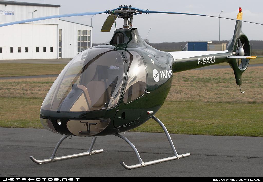F-GXRU - Hélicoptères Guimbal Cabri G2 - Ixair