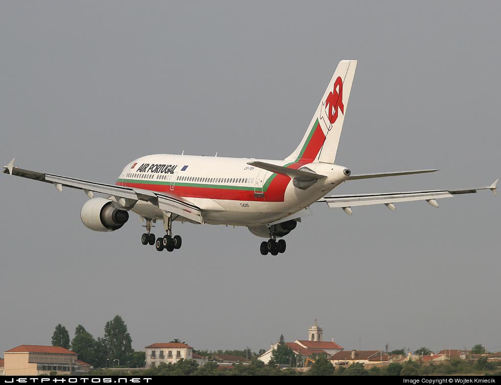 CS-TEH - Airbus A310-304 - TAP Air Portugal