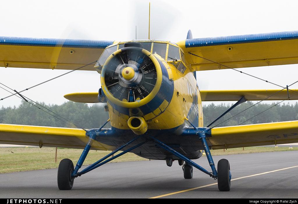 SP-AOU - PZL-Mielec An-2 - Private