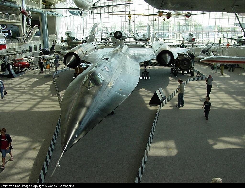 - Lockheed SR-71 Blackbird - Lockheed Martin