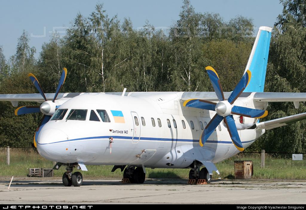 UR-NTP - Antonov An-140-100 - Antonov Airlines