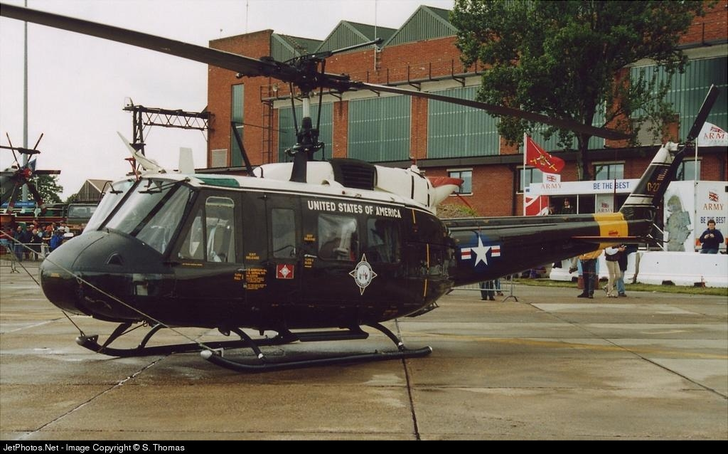 74-22513 - Bell UH-1H Iroquois - United States - US Army