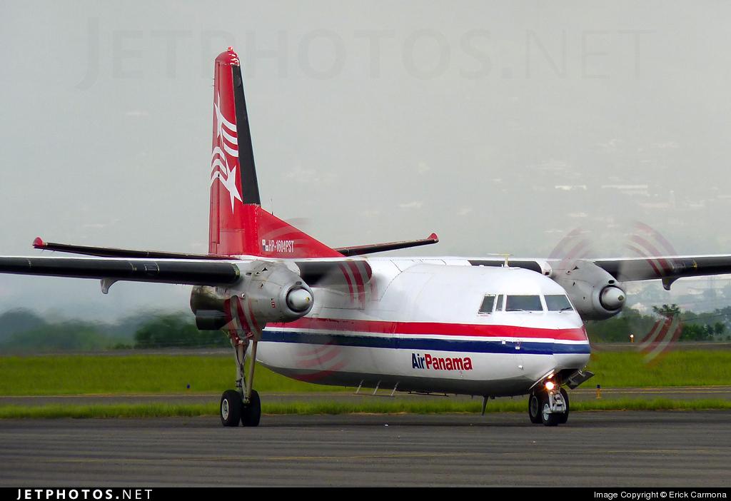 HP-1604PST - Fokker F27-500F Friendship - Air Panama