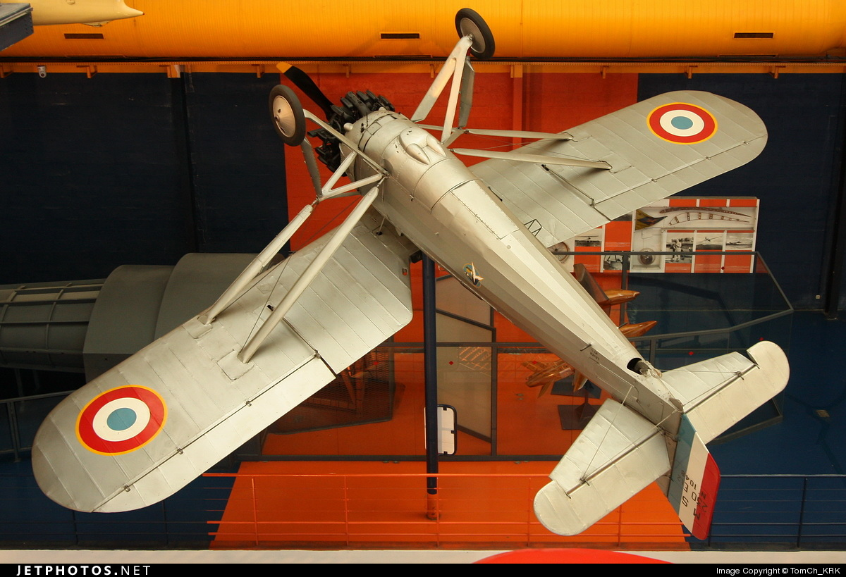 F-BGMQ - Morane-Saulnier MS-230 - France - Air Force