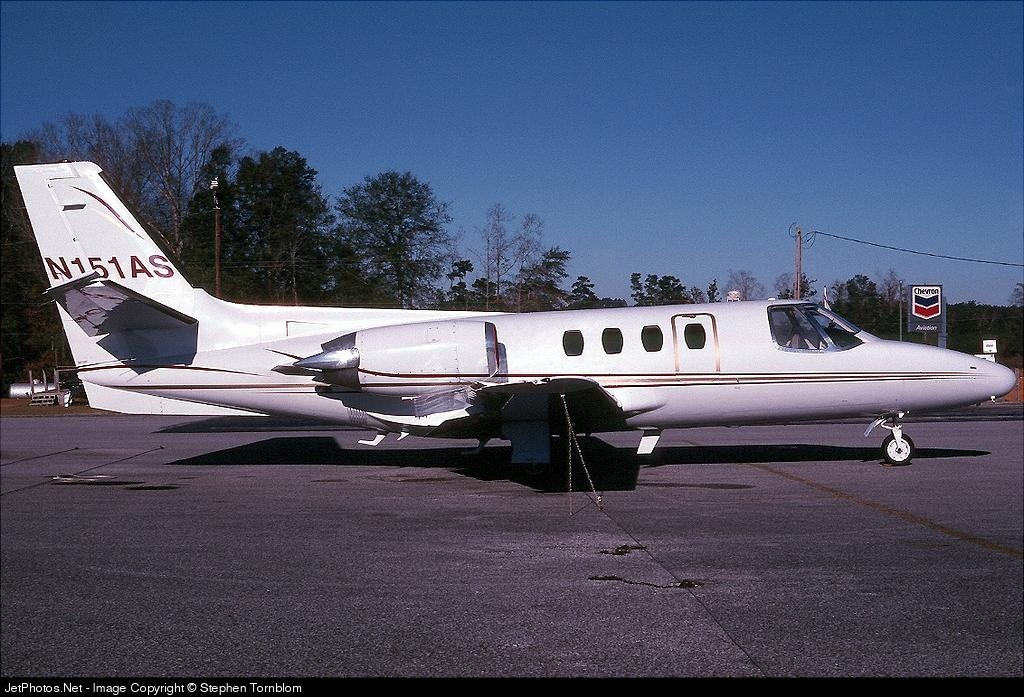 N151AS - Cessna 500 Citation - Airspeed Aviation