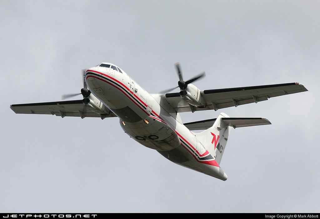 N42NC - ATR 42-300 - Northern Air Cargo (NAC)