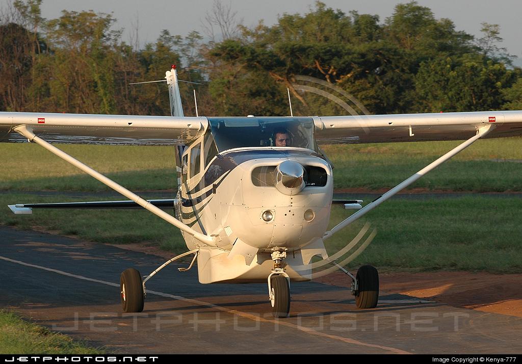 ZS-NSO - Cessna U206F Stationair 6 - Private