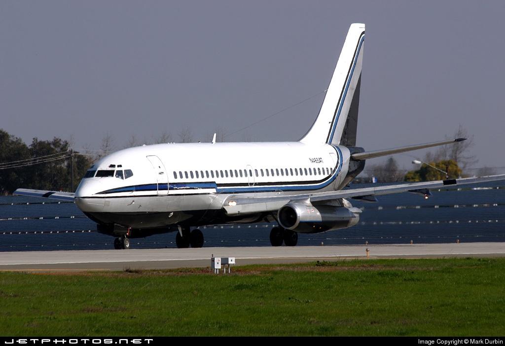 N465AT - Boeing 737-2L9(Adv) - SkyKing Airlines