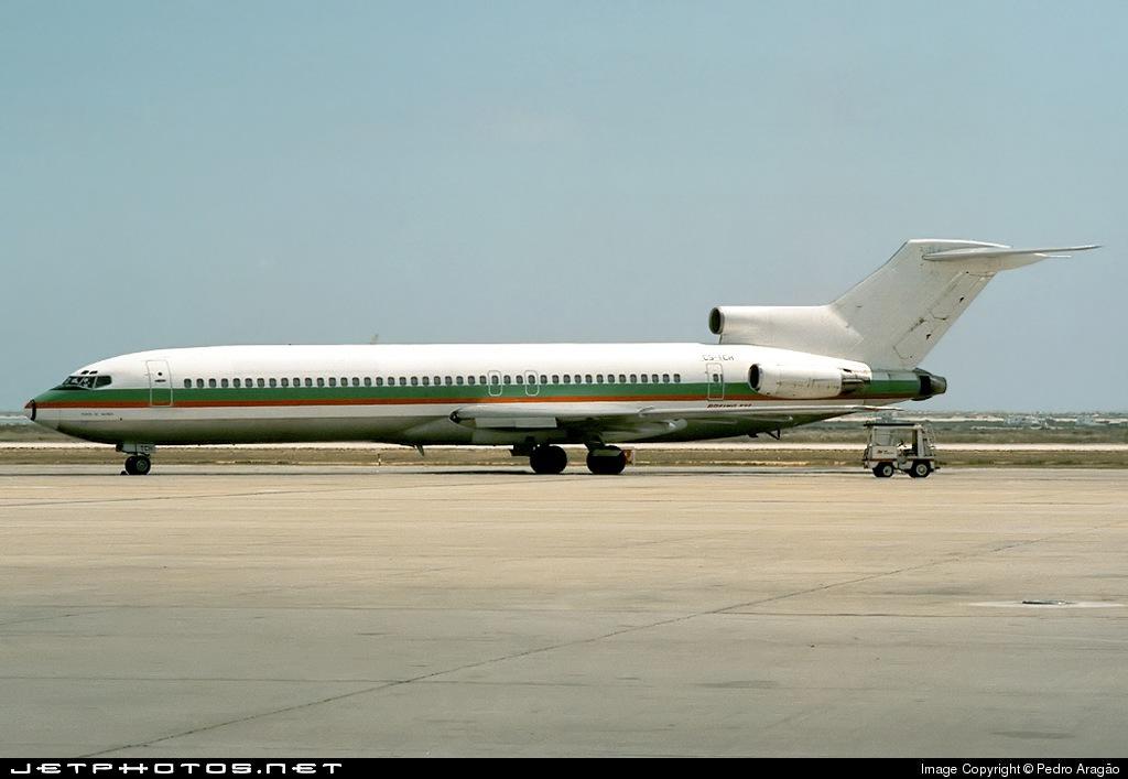 CS-TCH - Boeing 727-232(Adv) - Air Atlantis