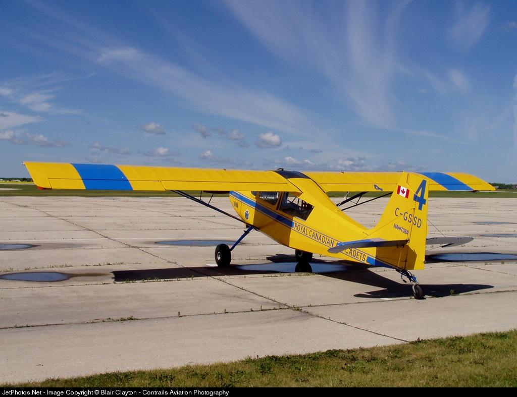 C-GSSD - Bellanca 8GCBC Scout - Royal Canadian Air Cadets
