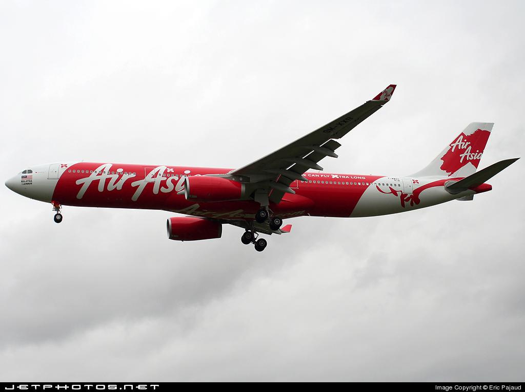 F-WWKD - Airbus A330-343 - AirAsia X