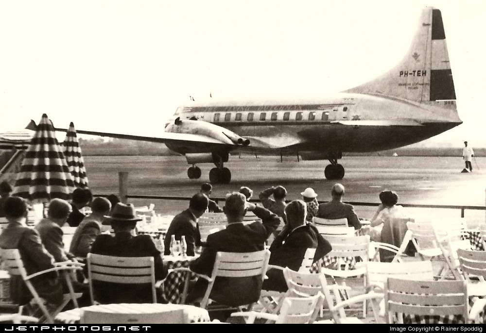 PH-TEH - Convair CV-240 - KLM Royal Dutch Airlines