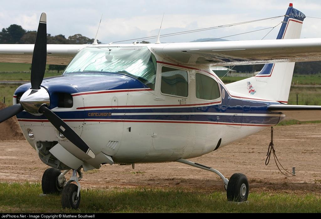VH-SFT - Cessna 210N Centurion II - Private
