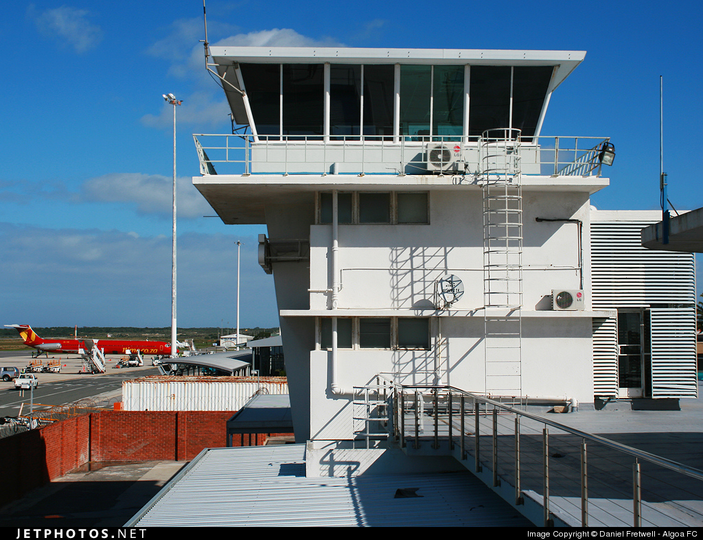 FAPE - Airport - Control Tower