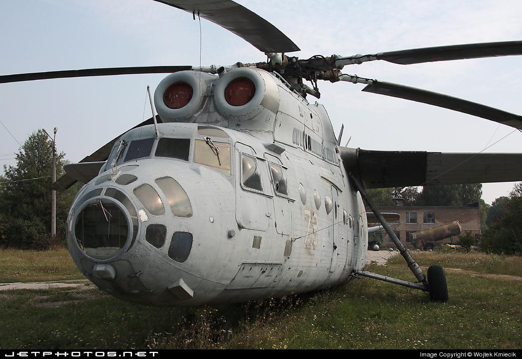 78 - Mil Mi-6 Hook - Ukraine - Air Force