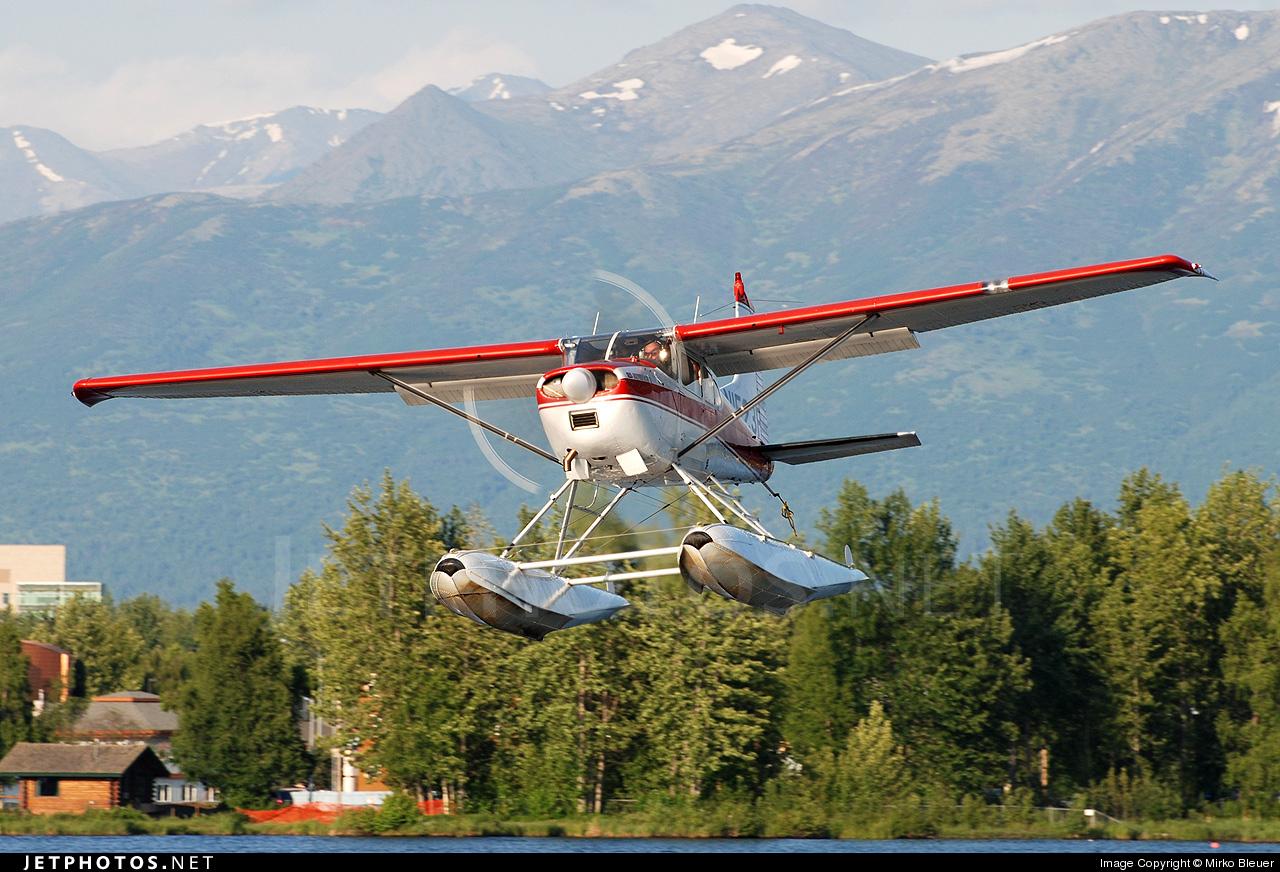 N1523F - Cessna 185D Skywagon - Private