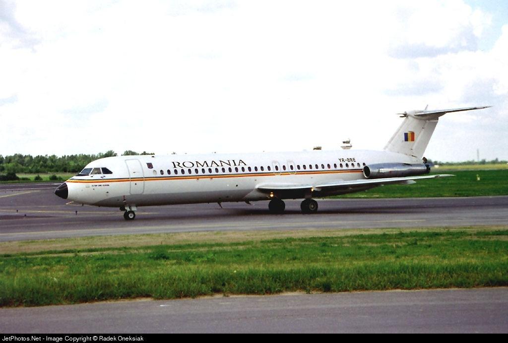 YR-BRE - Rombac 1-11 Series 561RC - Romania - Government