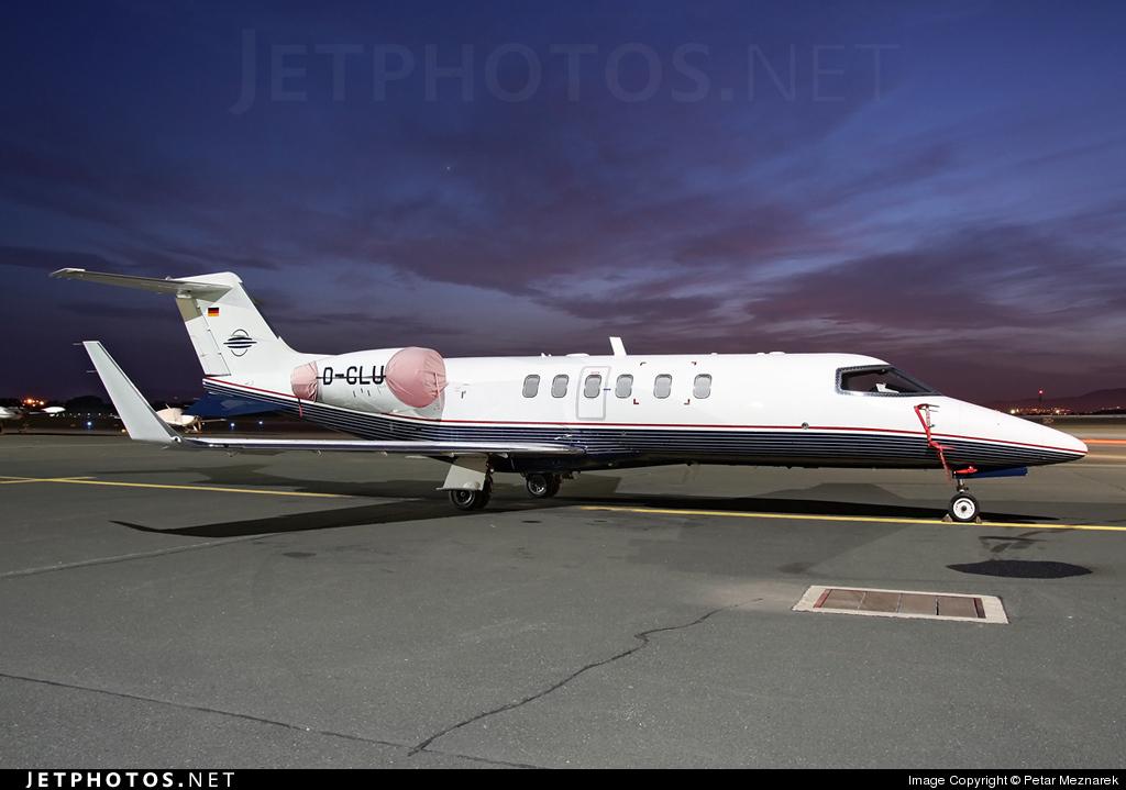 D-CLUX - Bombardier Learjet 40 - Cirrus Aviation