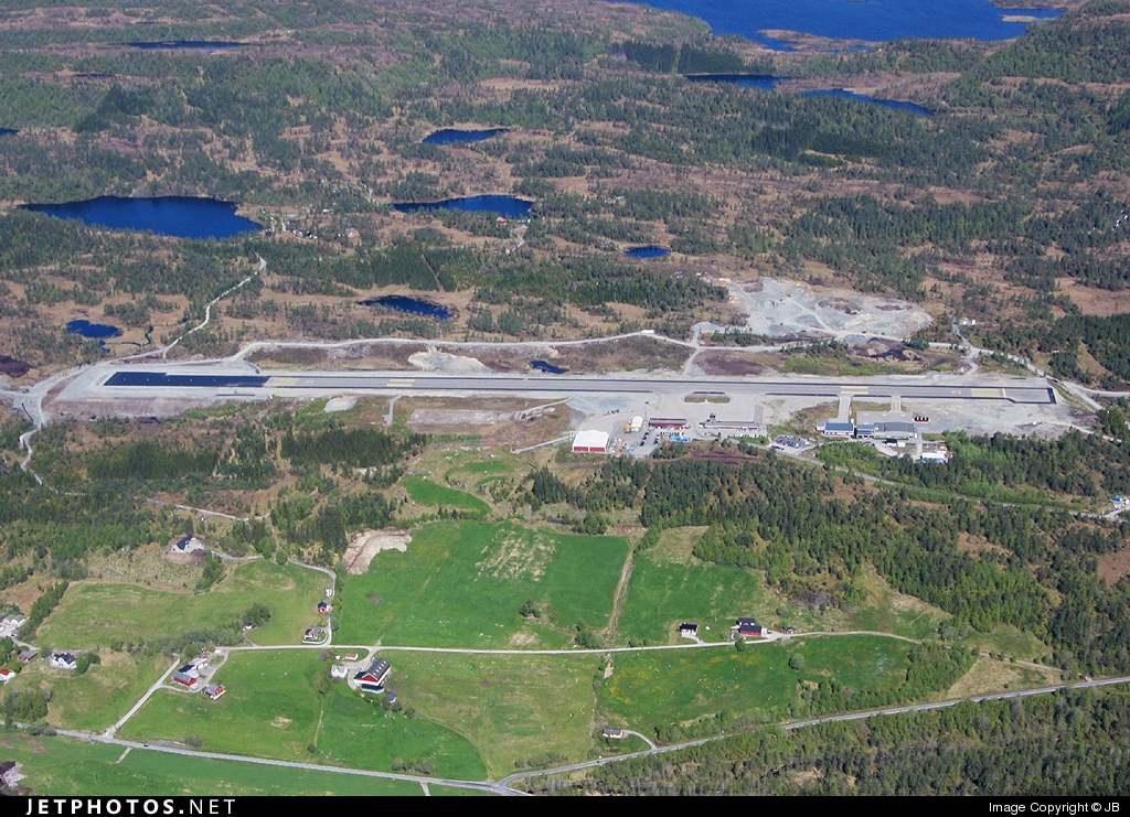 ENBL - Airport - Airport Overview