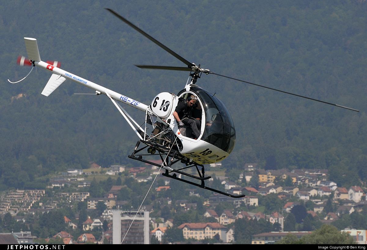 HB-ZIF - Schweizer 269C - Private