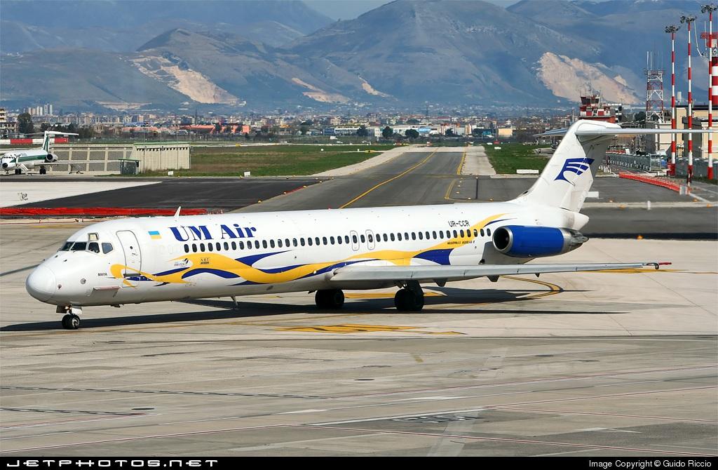 UR-CCR - McDonnell Douglas DC-9-51 - UM Air (Ukrainian Mediterranean Airlines)