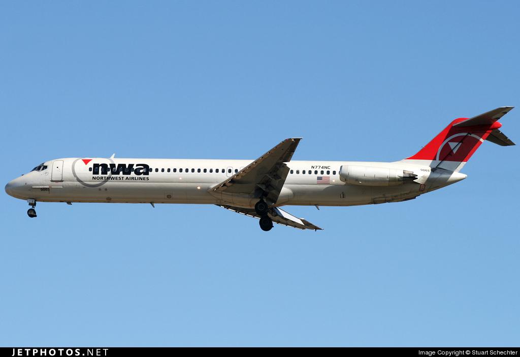 N774NC - McDonnell Douglas DC-9-51 - Northwest Airlines