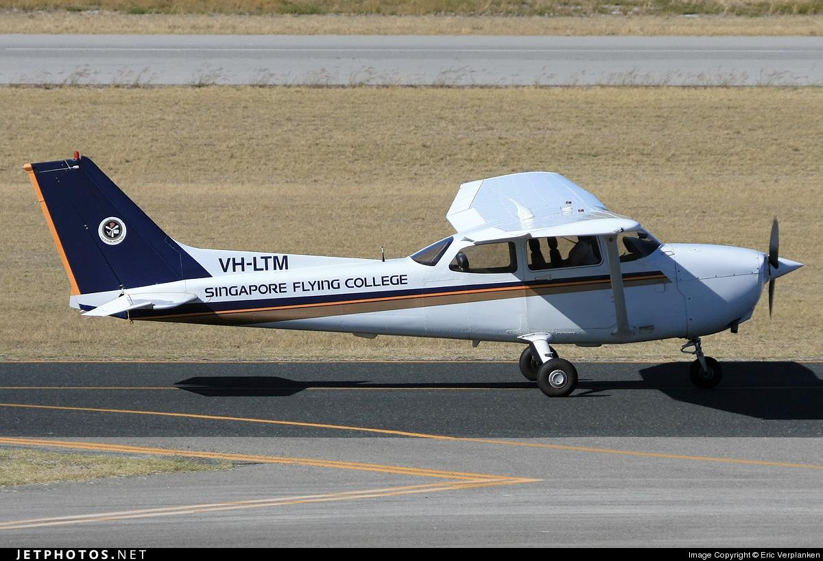 VH-LTM - Cessna 172R Skyhawk II - Singapore Flying College