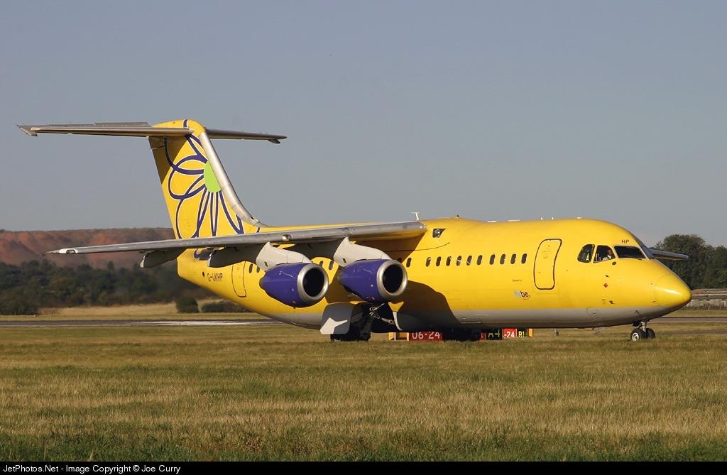 G-UKHP - British Aerospace BAe 146-300 - Buzz