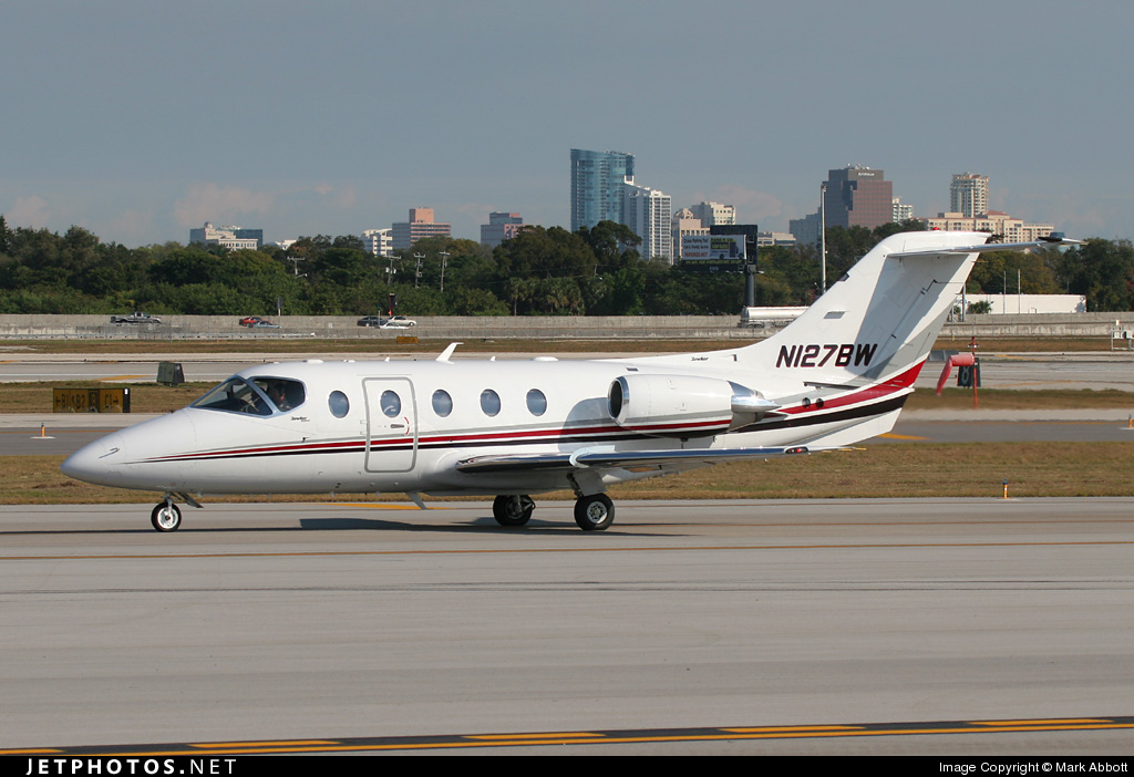 N127BW - Beechcraft 400A Beechjet - Private