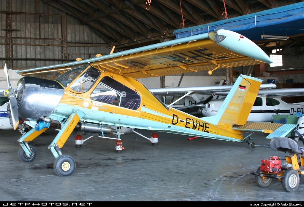 D-EWHE - PZL-Okecie 104 Wilga 35 - Private