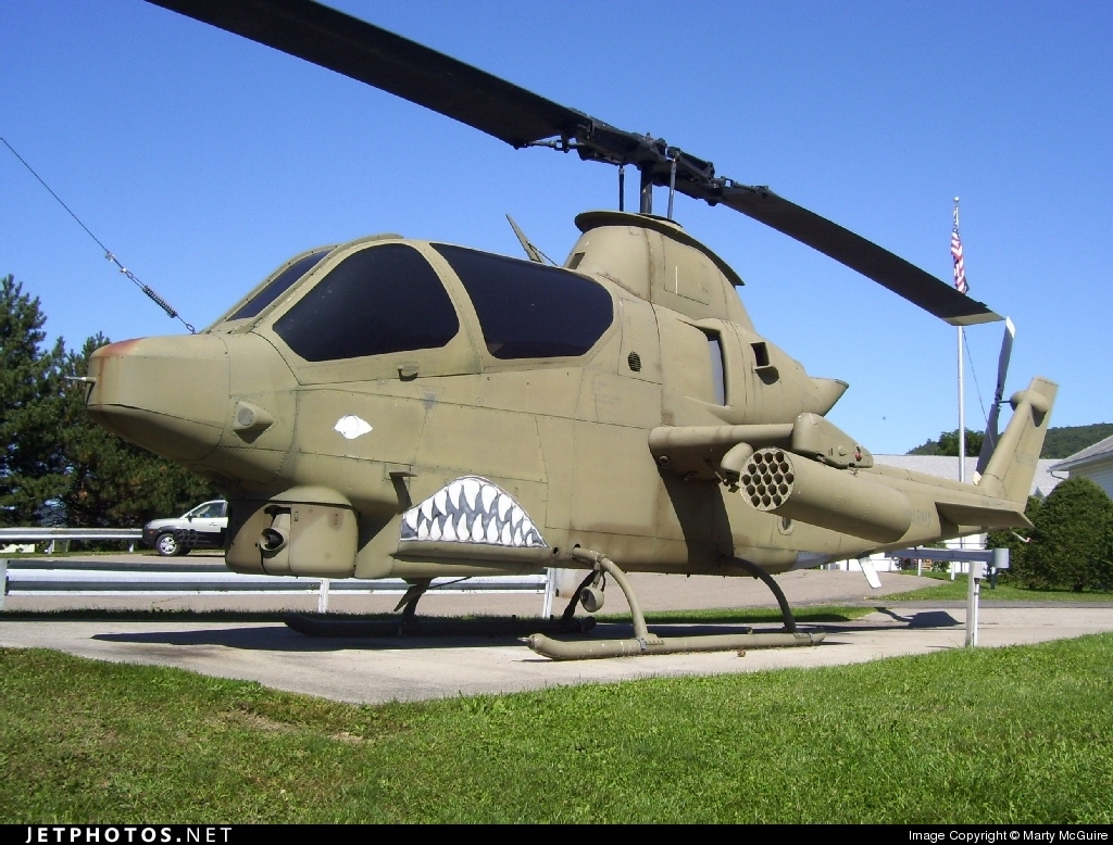 68-15086 - Bell AH-1S Cobra - United States - US Army