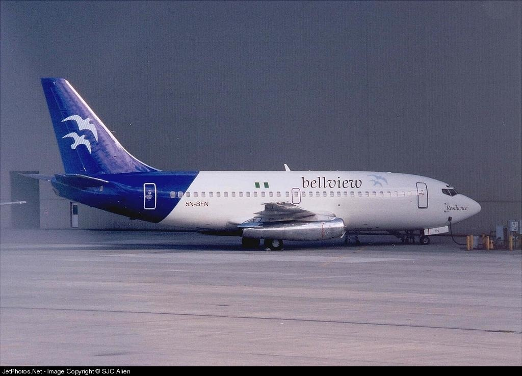 5N-BFN - Boeing 737-2L9(Adv) - Bellview