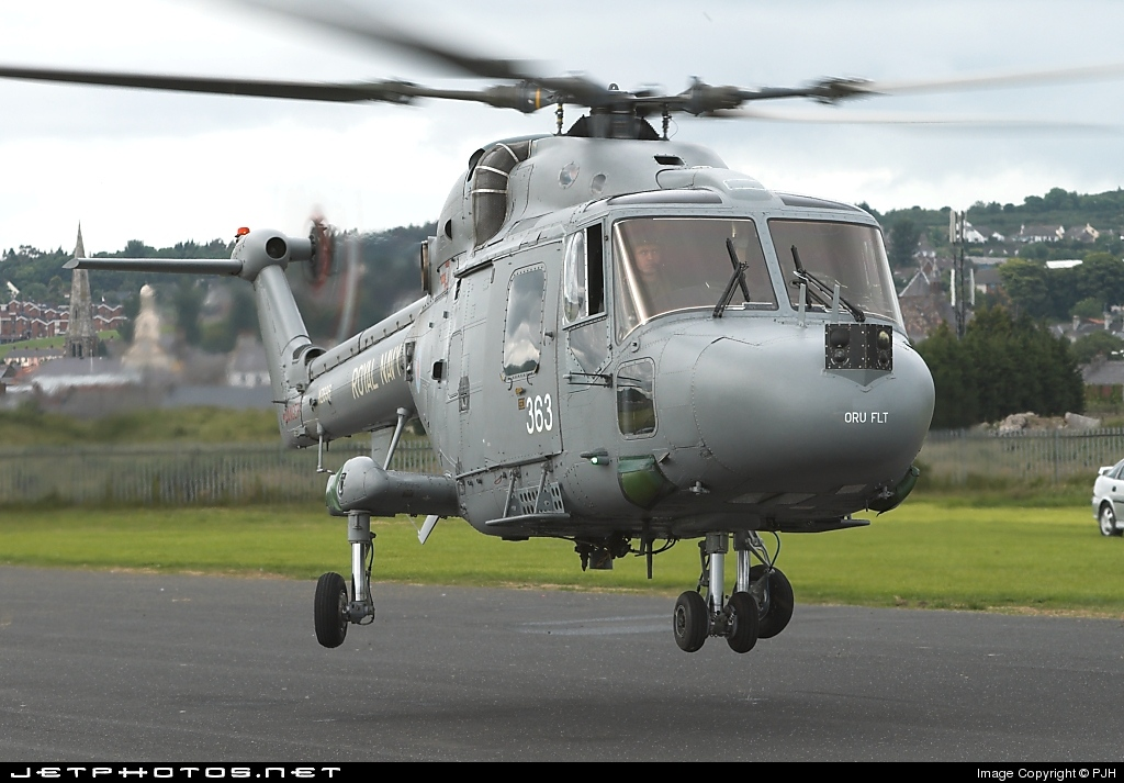 XZ696 - Westland Lynx HAS.3SGM - United Kingdom - Royal Navy